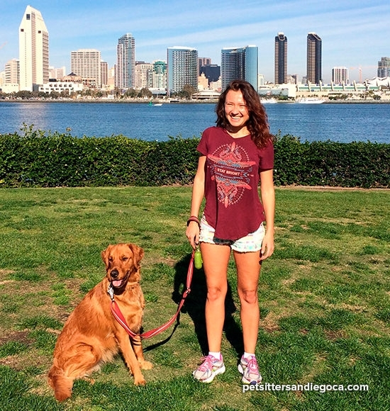 Dog Walker in San Diego